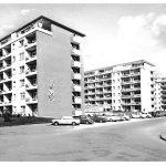 Parksiedlung, im Januar 1963 zogen die ersten Mieter ein